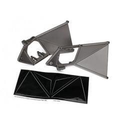 TRAXXAS support de triangle superieur avant gauche & droit TRX8534