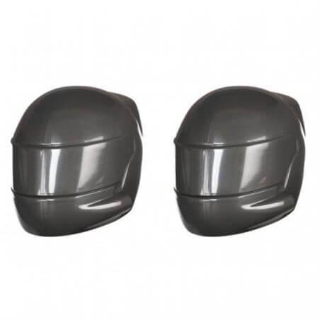 TRAXXAS casque pilote gris (2) TRX8518