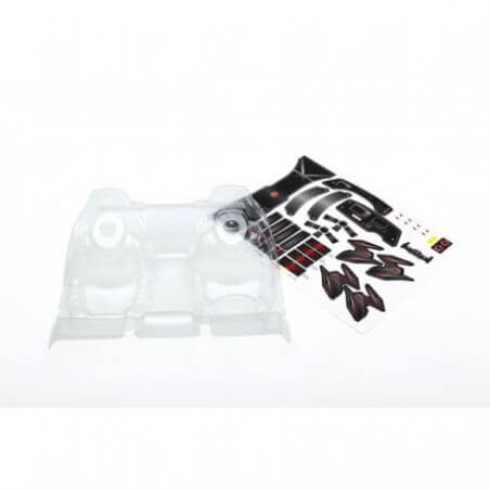 TRAXXAS interieure transparent TRX8512