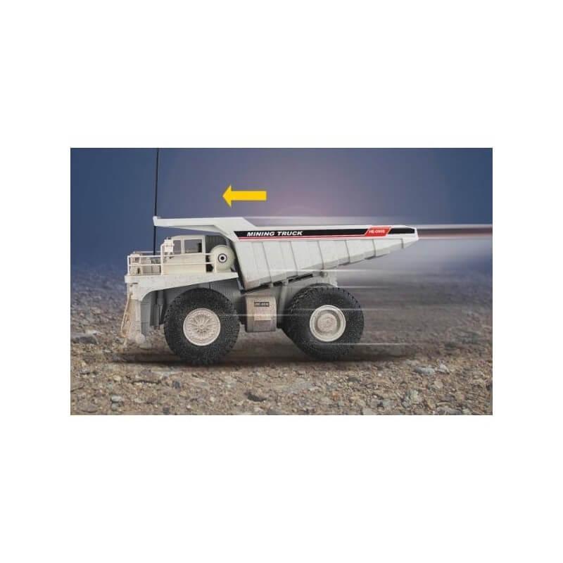 Camion radiocommandé de Chantier Hobby-Engine HE0808