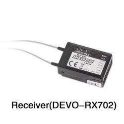 Récepteur DEVO RX702 QR X350 Walkera QR X350-Z-11