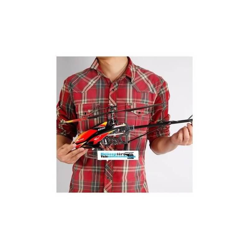 Hélicoptère RC 4 Voies 2.4Ghz Wltoys V913