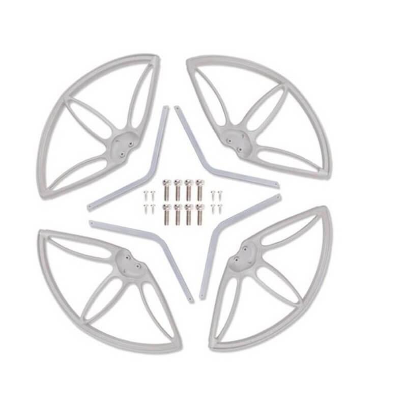 4 Protections Hélices QR X350 Walkera QR X350-Z-23