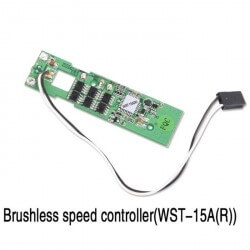 Controlleur Brushless (WST-15A-R) Walkera QR X350-Z-09