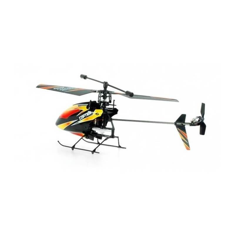 Hélicoptère RC 4 voies WLToys V911 noir