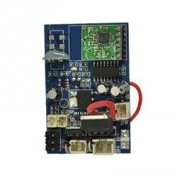 Carte électronique, récepteur Version BRUSHLESS Wltoys V912