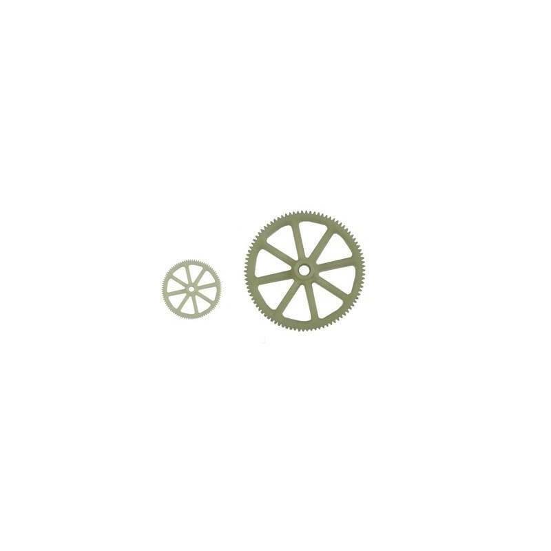 Grande Couronne + Petite Wltoys V912 - MHD Tiny 400 - MT200