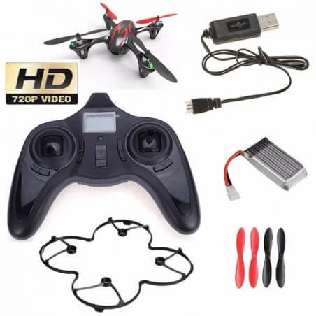 HUBSAN X4 H107C V3 Caméra Version HD 720p
