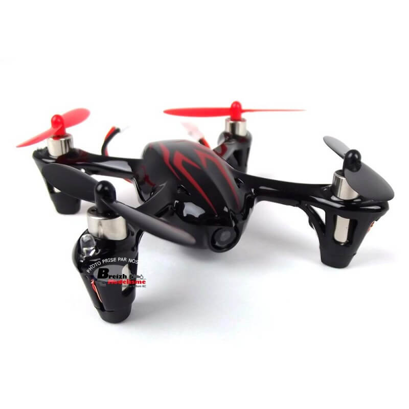 HUBSAN X4 H107C V3 Caméra Version HD 720p