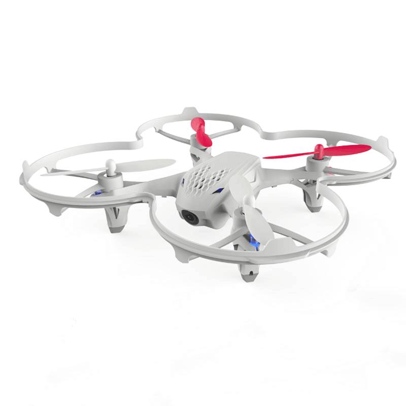 Drone Caméra HUBSAN X4 H107D FPV V3 caméra (Idéal Débutants)