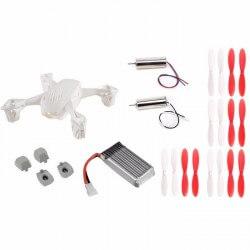 Crash Pack Hubsan pour H107D ref: H107D-A07
