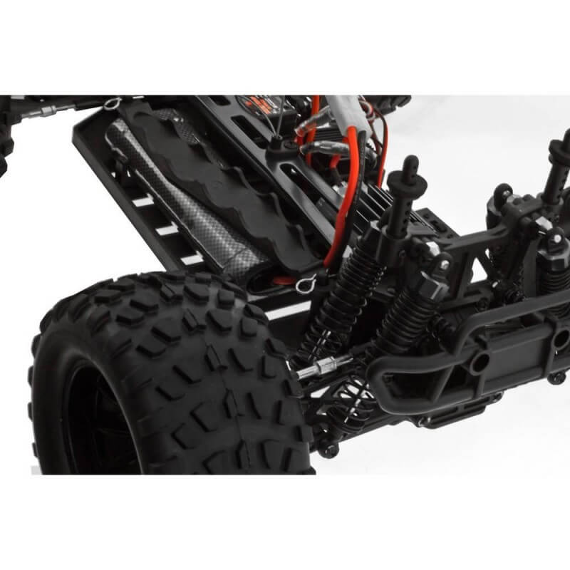 "Monster Truck 4x4 ""Thunder M10"" 1/10 Waterproof - 35km/h"