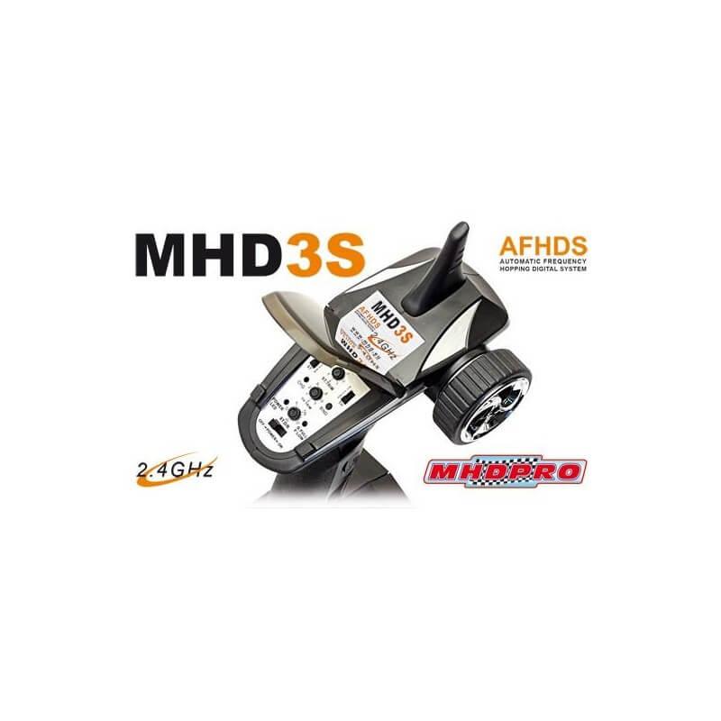 Desert Kansas BRUSHLESS 1/8 4WD MHD Z600017