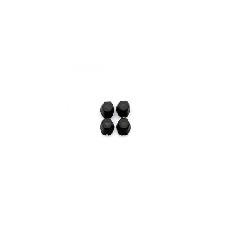 H107-A29 - 4 Patins Caoutchouc pour Hubsan X4 - H107C - H107HD - H107L