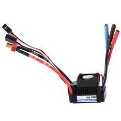 ESC Variateur BRUSHLESS Waterproof 45A 1/10