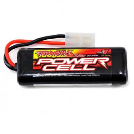 Batterie Ni-MH 7.2V 1200mAh LaTrax Teton/SST/Rally 2925A