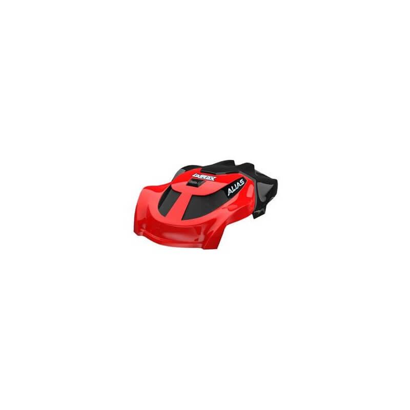 Bulle Rouge pour Drone Alias LaTrax 6611