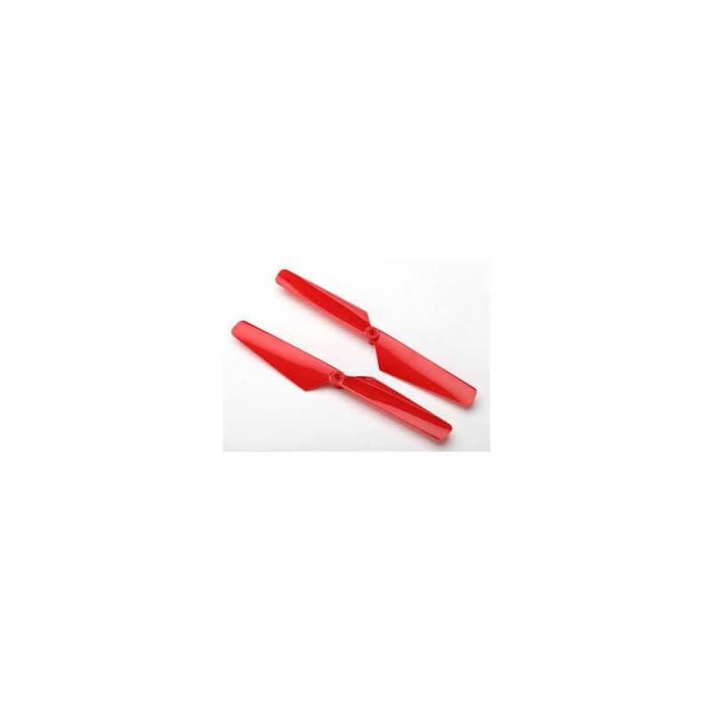 2 hélices Rouges Alias LaTrax 6628