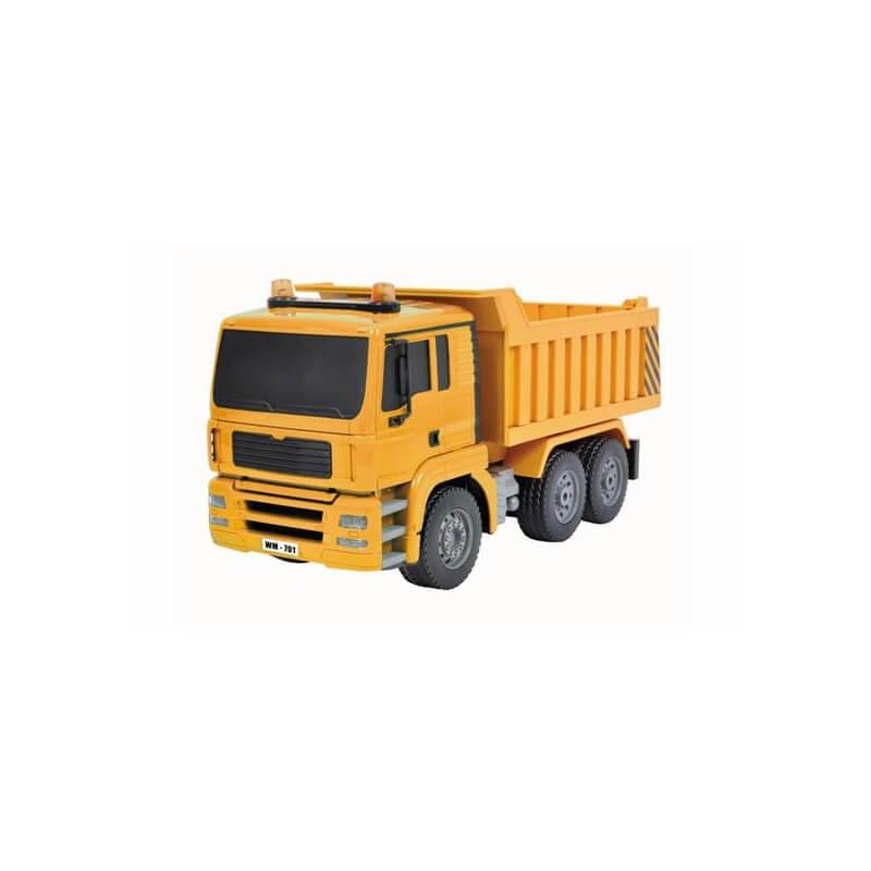 Camion Benne Radiocommandé T2M T701