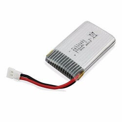 Batterie Lipo 1S 3,7V 500mAh SYMA, T2M