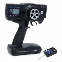 Radiocommande FUTABA 3PL 2.4GHZ R2004GF FHSS
