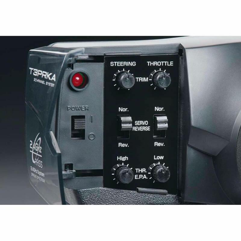 Radiocommande FUTABA 3PRKA + R203GF 2.4G