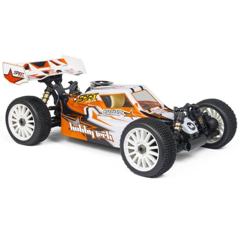 HobbyTech Buggy Spirit Evo Thermique RTR TT 1/8ᄚ