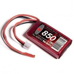 Accu Lipo 2S 850 mAh 7.4V