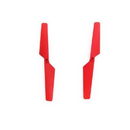 2 hélices Rouges pour Drone Rocket 250