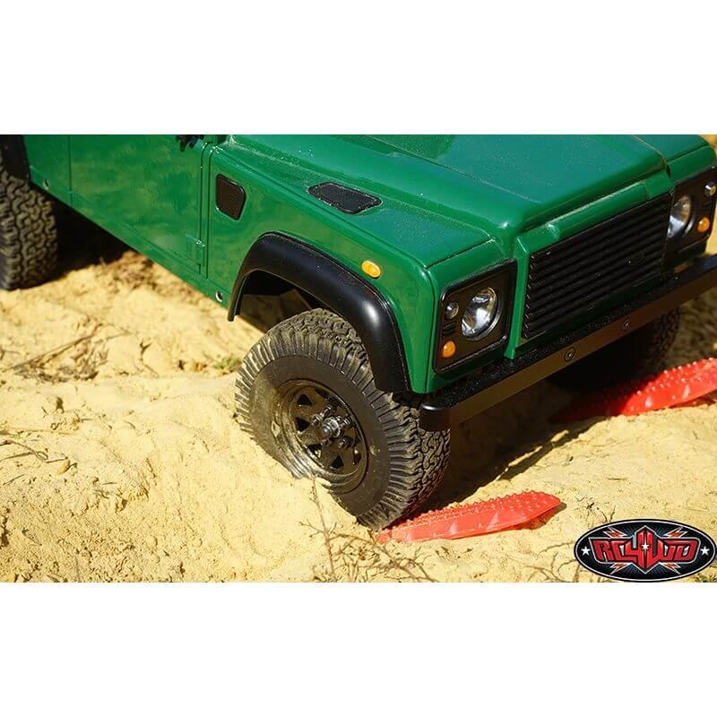 RC4WD Plaque de désensablage Desert Maxtrax (x2)
