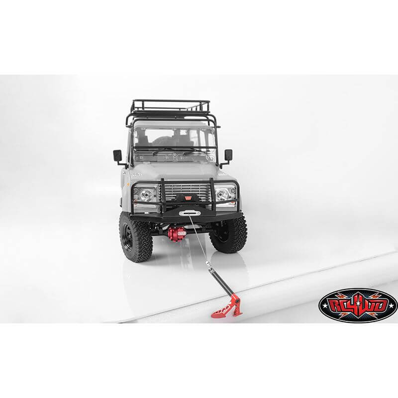 RC4WD Ancre de Treuil Pliable Z-S1262