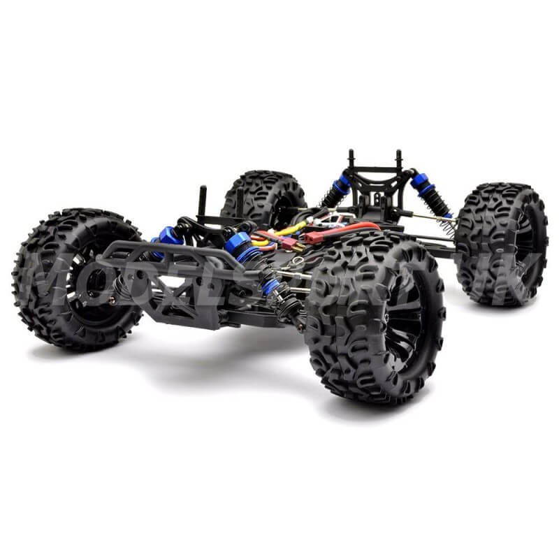 4X4 Tout Terrain CARNAGE Bruhless 4WD FTX5543