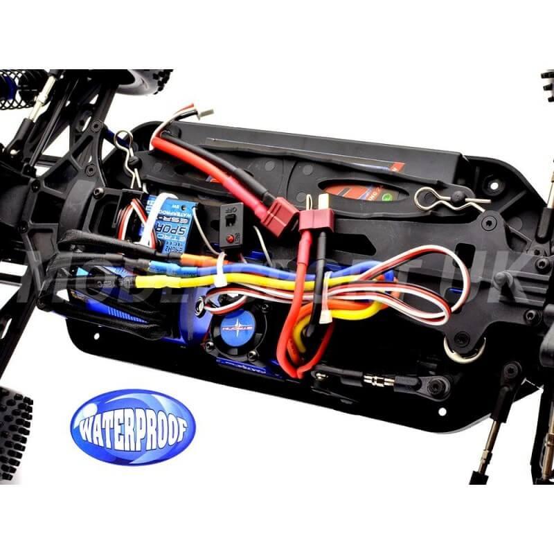 Buggy VANTAGE Bruhless 1/10 4WD FTX 5532