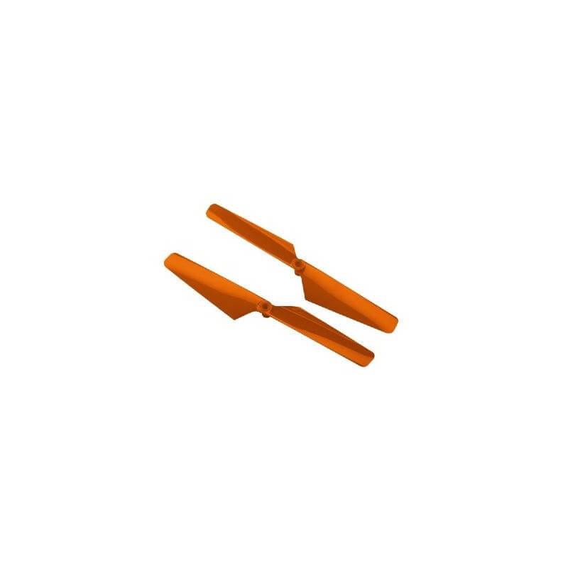 2 hélices Orange Alias LaTrax 6630