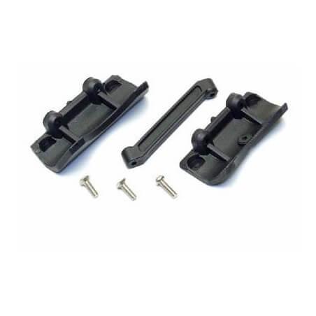 Pare chocs AV et ARR + renforts ATOM MHD Z60A512002