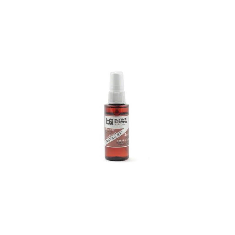 Accelerateur Colle Super Glue Cyanoacrylate Insta-Set BSI-151 59ml