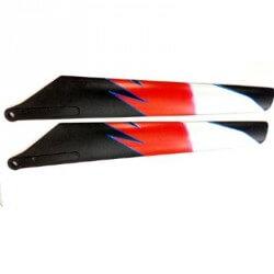 2 Pales, Main Blade MHD 530 BL