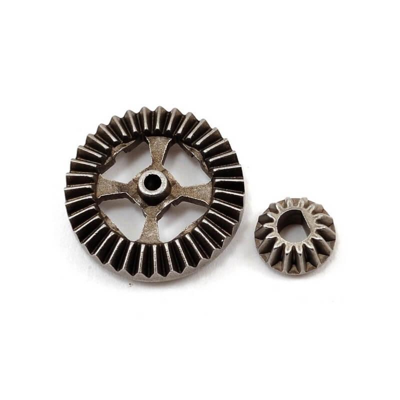 Couronne + Pignon de différentiel métal - Latrax TRX7683