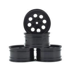 MST Jantes 58H 1.9 Noir Mat (x4) 230031BKF