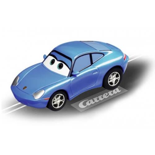 Voiture de circuit carrera go disney cars sally 61184 - Voiture sally cars ...