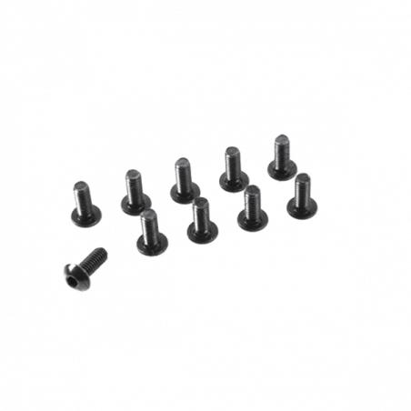 Vis acier Tete Ronde 6 pans M3X10 (x10) MHD Z60A583108