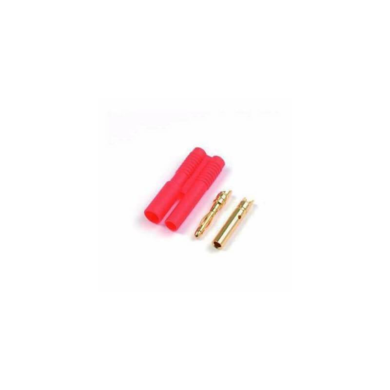 GF-1001-001 - Connecteur OR Plastique 2mm