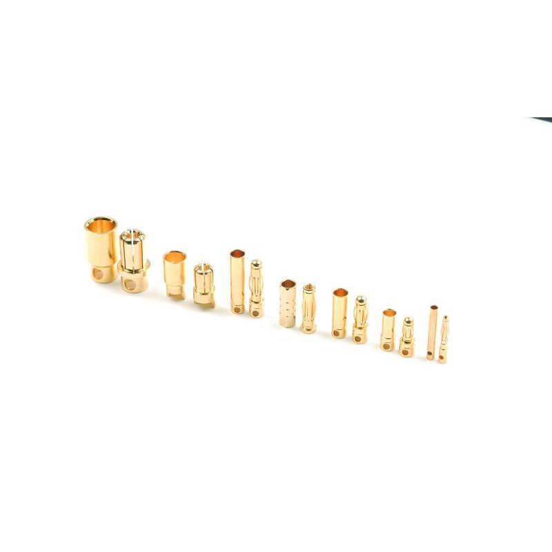 GF-1000-001 - Connecteur OR 2mm M+F