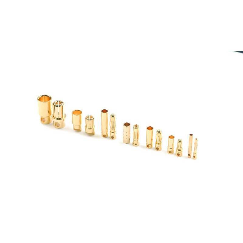 GF-1000-002 - Connecteur OR 3,5mm M+F