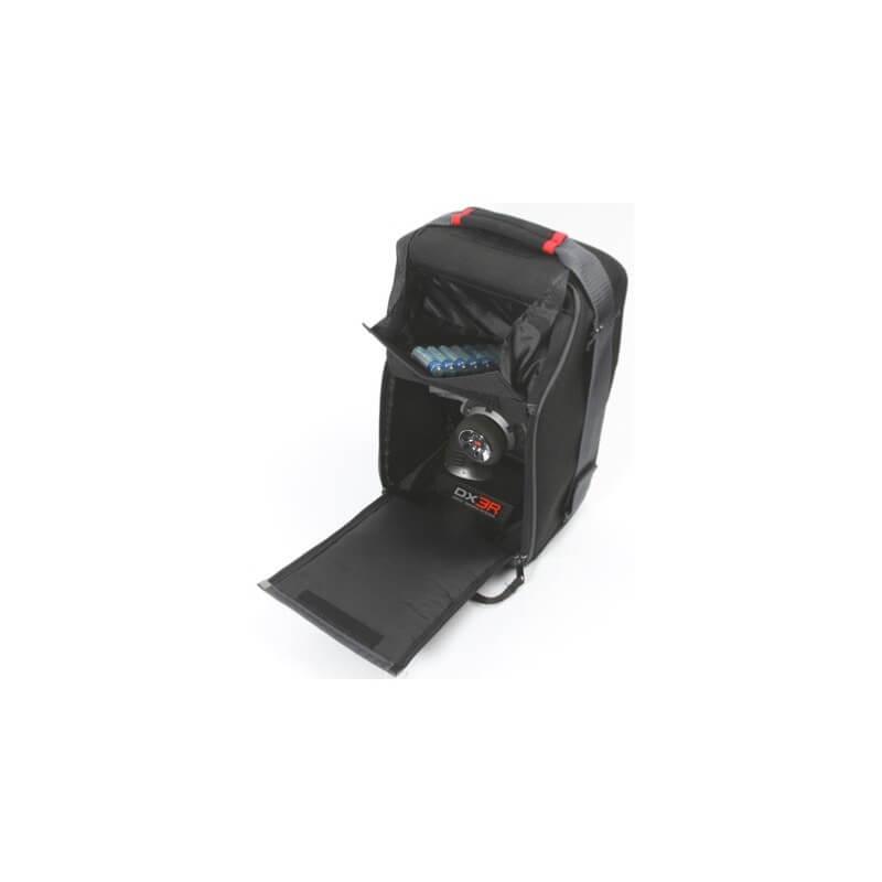 R14003 - Sac de transport avec rangement pour émetteur radio