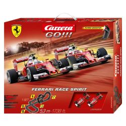 Carrera GO!!! 62453 Coffret Ferrari Race Spirit