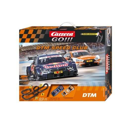 Carrera GO!!! 62448 Coffret DTM Speed Club