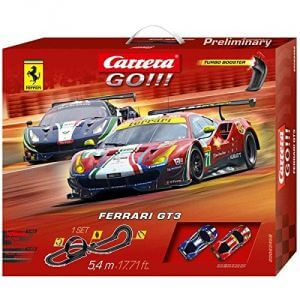 Carrera GO!!! 62458 Coffret Ferrari GT3