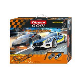Carrera GO!!! 62463 Coffret Police Check