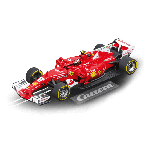 Voiture de circuit Carrera DIGITAL 132 30843 Ferrari SF70H  K.Räikkönen, No.7